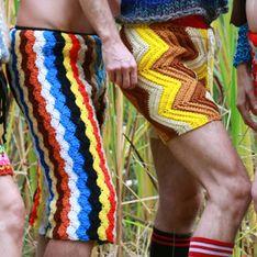 Les hommes peuvent-ils vraiment succomber à la tendance crochet ? (Photos)