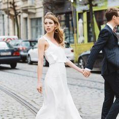 Schlichte Brautkleider: Die schönsten Modelle 2019