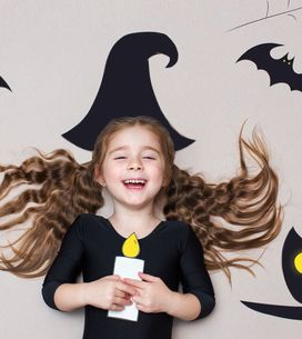 Peinados de Halloween para los más pequeños de la casa