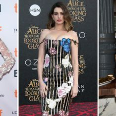 Anne Hathaway sull'ossessione dei chili post parto: Mi piaccio così e non voglio cambiare!