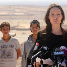 Angelina Jolie denuncia la situación de los refugiados sirios con un poderoso discurso