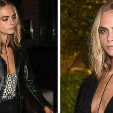 Cara Delevingne transforme le body paint en véritable accessoire de mode...