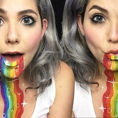 Test: ¿maquillaje o filtro de snapchat?