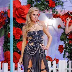 Mais que faisait Paris Hilton sur le podium de la fashion week milanaise ? (Photos)