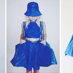 Le sac IKEA : la tendance de demain ? (Photos)
