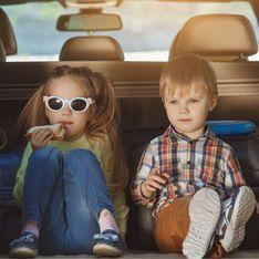 8 consejos para viajar seguros en coche con niños