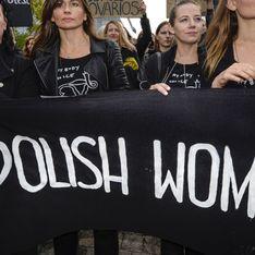 #Blackprotest: Polonia se echa a la calle para evitar la prohibición del aborto
