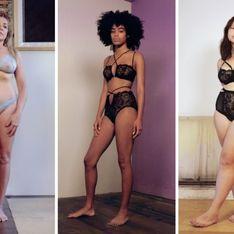 Une campagne met à l'honneur des femmes comme nous en sous-vêtements et c'est juste CANON (Photos)