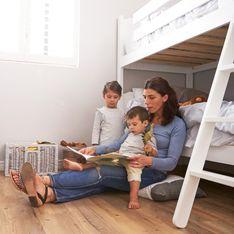 5 Gründe, weshalb Gute-Nacht-Geschichten eure Kinder fördern