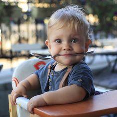 5 hábitos saludables en la alimentación de tu bebé