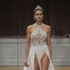 Avec les créations du designer Alon Livné, la mariée n'a jamais été aussi dénudée (Photos)