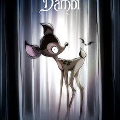 ¿Cómo serían las películas de Disney si las hubiese dirigido Tim Burton?