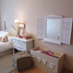 Espejos infantiles con encanto: haz de su dormitorio un lugar especial