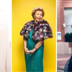 Au top : une agence de mannequins propose une nouvelle carrière aux retraités (Photos)
