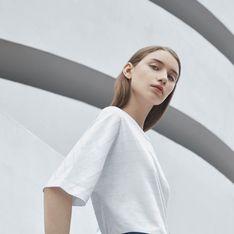 La magnifique collection COS x Agnes Martin, minimalisme artistique