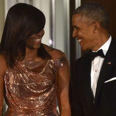 Michelle Obama, absolument splendide pour une dernière fois