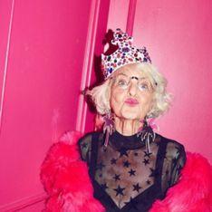 Reconnaissez-vous la nouvelle égérie Missguided, âgée de 88 ans ? (Photos)