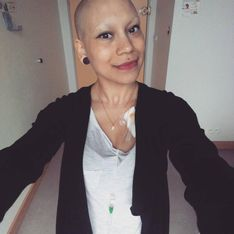 A 25 ans elle prend une incroyable revanche sur son cancer du sein