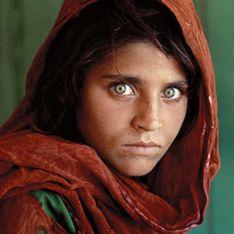 L'Afghane dont le regard a bouleversé le monde arrêtée au Pakistan