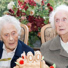 En France, cinq centenaires sur six sont des femmes
