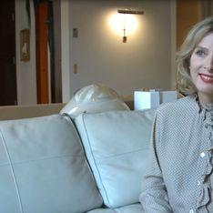 Karin Viard se confie sur Le Petit Locataire (Interview Vidéo)