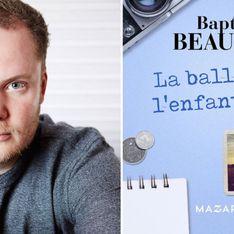 La ballade de l'enfant gris, le nouveau roman de Baptiste Beaulieu