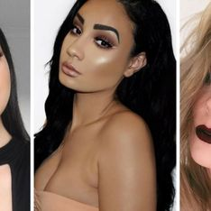 Radar beauté: le make-up rose gold nous fait fondre!