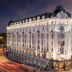 El hotel Palace, rumbo a Marte en Nochevieja