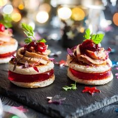 Recetas de aperitivos navideños: 5 ideas deliciosas con las que triunfarás