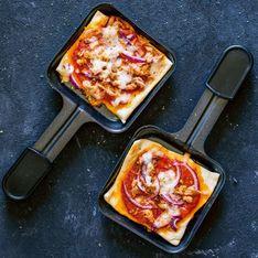 Raclette-Ideen: Von Pizza-Raclette bis Omelette im Pfännchen