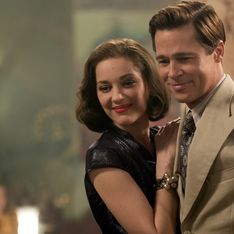 Marion Cotillard et Brad Pitt, couple de choc dans Alliés
