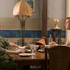 Marion Cotillard teste Brad Pitt dans un extrait du film Alliés (Vidéo)