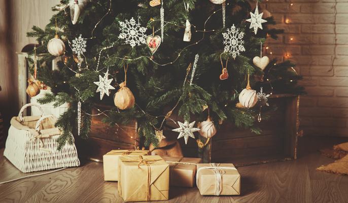 Idee Decorazioni Natalizie Casa.Addobbi Natalizi Decorazioni Originali Per La Casa Per Il Natale