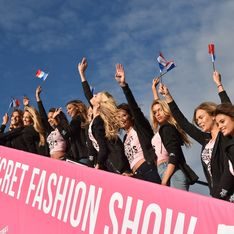 Les Anges de Victoria's Secret débarquent enfin à Paris (Photos)
