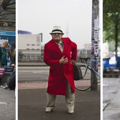 Vous allez adorer le style de ce papy de 86 ans ! (Photos)