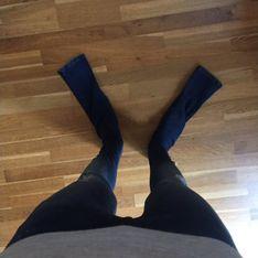 En commandant un pantalon chez Asos, il ne s'attendait pas à recevoir ces palmes en jean ! (Photos)