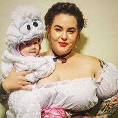 Le discours rassurant de cette mannequin plus size pour toutes les mamans qui n'acceptent plus leurs corps (Photos)