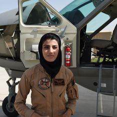 Niloofar Rahmani, la Top Gun afghane, menacée dans son pays ? (Photos)