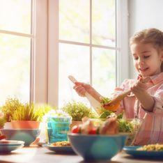 ¡Enséñales a comer bien! Guía rápida sobre buenos hábitos alimenticios para niños