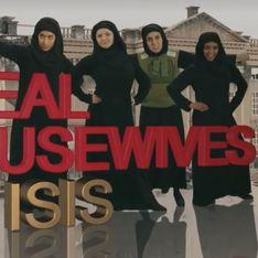 Les vraies femmes au foyer de Daesh, le sketch qui scandalise le Royaume-Uni (Vidéo)