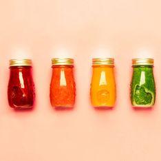 Saftkur-Test: Welche Säfte schmecken und machen satt?
