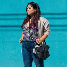 4 Styling-Tricks: SO siehst du in Jeans viel schlanker aus!