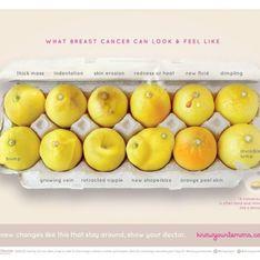 Des citrons pour détecter le cancer du sein ? L'image qui est en train de devenir virale