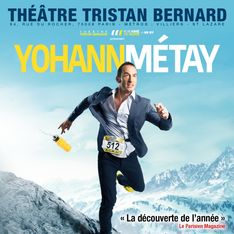 Dossard gagnant pour Yohann Métay dans un one-man show ultra sportif hilarant