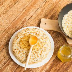Crêpes sans oeuf, sans lait ou sans gluten : toutes nos recettes de crêpes alternatives