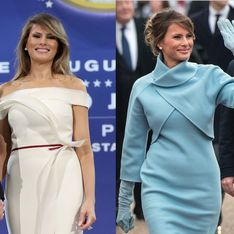 Melania Trump : La nouvelle First Lady a fait sensation pour l'investiture de son mari (Photos)