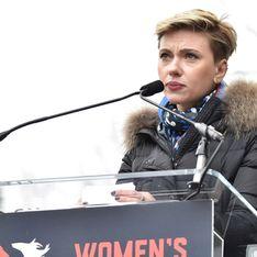Scarlett Johansson carga contra Trump con un inspirador discurso durante la Women's March