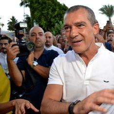 Antonio Banderas, ingresado de urgencia por un dolor en el pecho