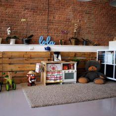 ¡Calor de hogar! 10 alfombras infantiles de ensueño