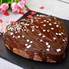 Valentinstag-Kuchen: 3 schnelle und einfache Rezepte